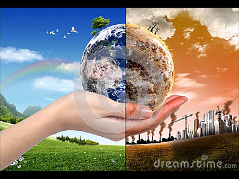 صورة موضوع عن البيئة والتلوث