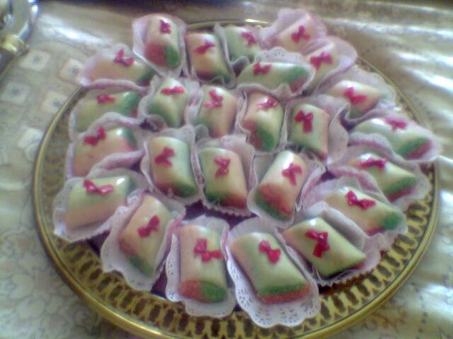 صورة حلويات جديدة جزائرية , تشكيلة حلويات شيقه 20160721 86