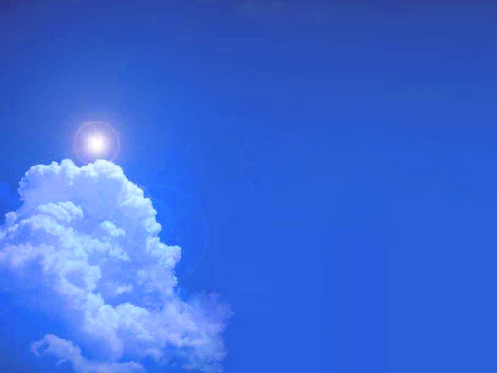 صوره ما لون السماء الحقيقى