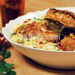 صورة اطباق الدجاج اللذيذة
