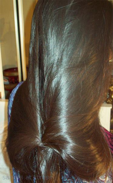 صورة وصفات لتساقط الشعر