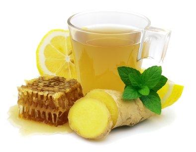 صور مافاءدة خلط الليمون مع زيت الزنجبيل