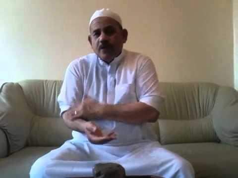 صورة كيفية التيمم للصلاة