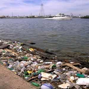 صور تعريف التلوث المائي