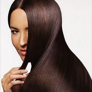 صورة وصفة لتنعيم الشعر