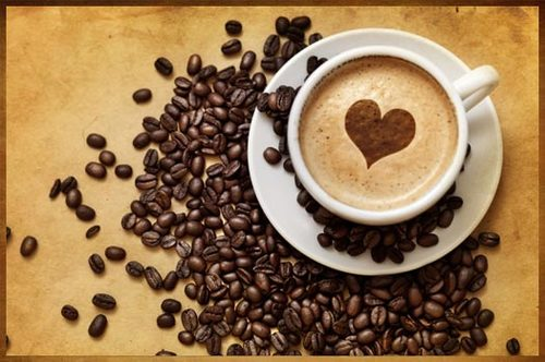 صور صور تحيه الصباح بالقهوة