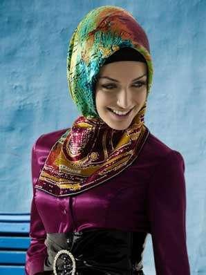 صور صور حجابات تجنن روعه , فعلا اروع حجابات شفتها