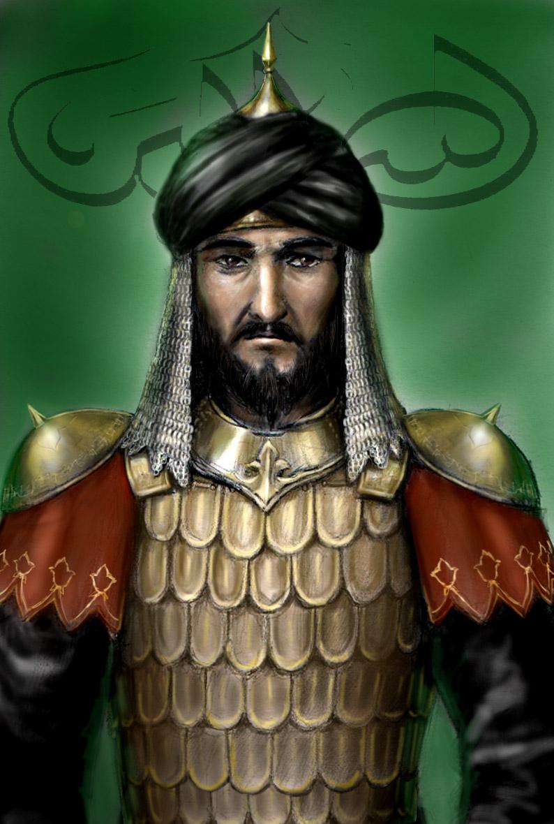 صورة قصة صلاح الدين الايوبي كاملة