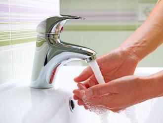 صورة كيفية الغسل