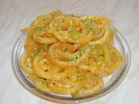 صورة حلويات عراقية