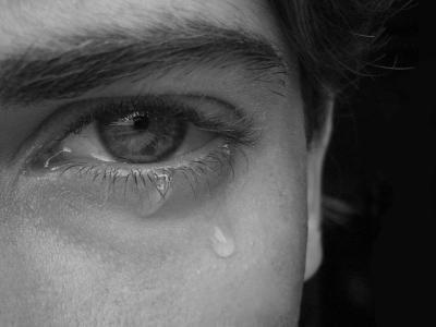 صورة بكاء الرجال