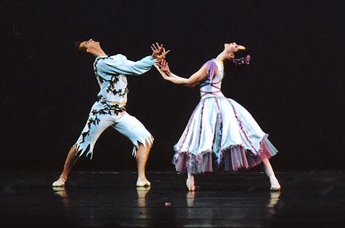 صورة من اول من احدث الرقص
