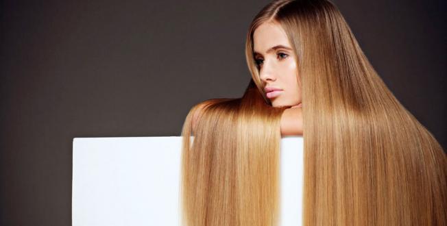صورة كريم لتطويل الشعر لدي النساء