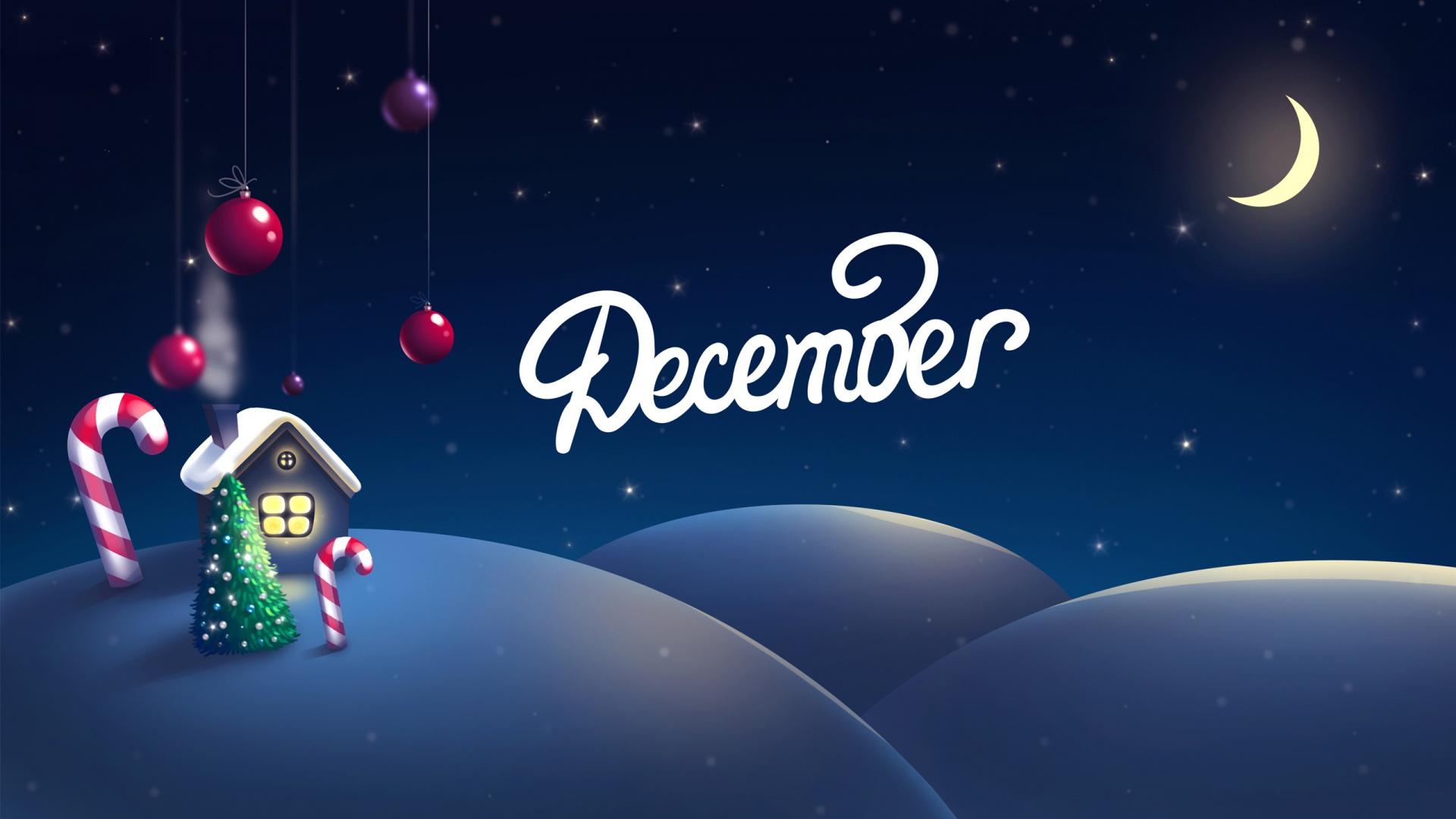 صورة ديسمبر شهر كام