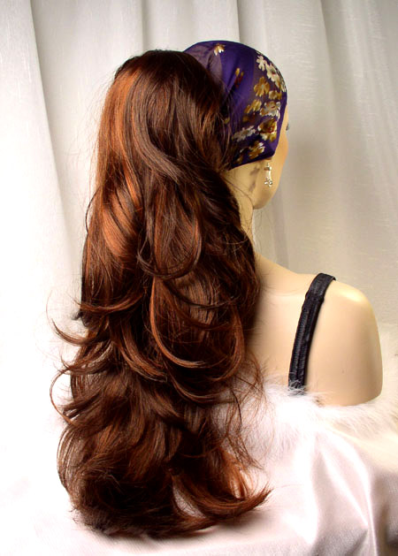صورة الطريقة اليابانية لاطالة الشعر