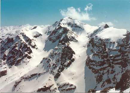 صور اعلى قمم جبلية في المغرب العربي