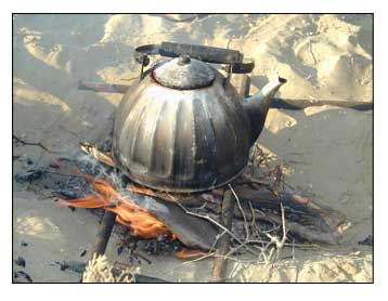 صورة شعر شعبي ليبي عن الشاي