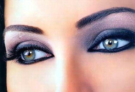 صور شعر عن جمال العين