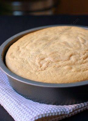 طريقة عمل الكيكة الاسفنجية بالصور تحضير الكيكة الاسفنجيه