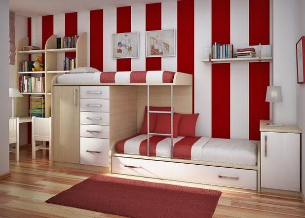 : دهان غرف اطفال مودرن : اطفال