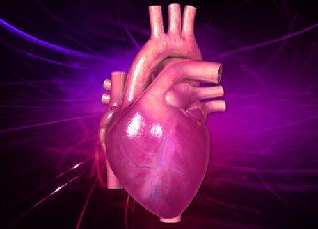 صورة زيادة دقات القلب عند البراز