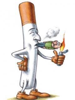 صورة موضوع عن التدخين