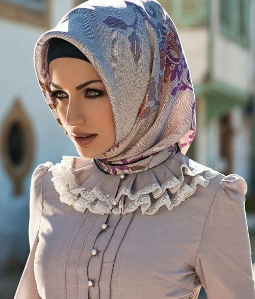 صورة حجابات تركية بالصور عصرية 2019