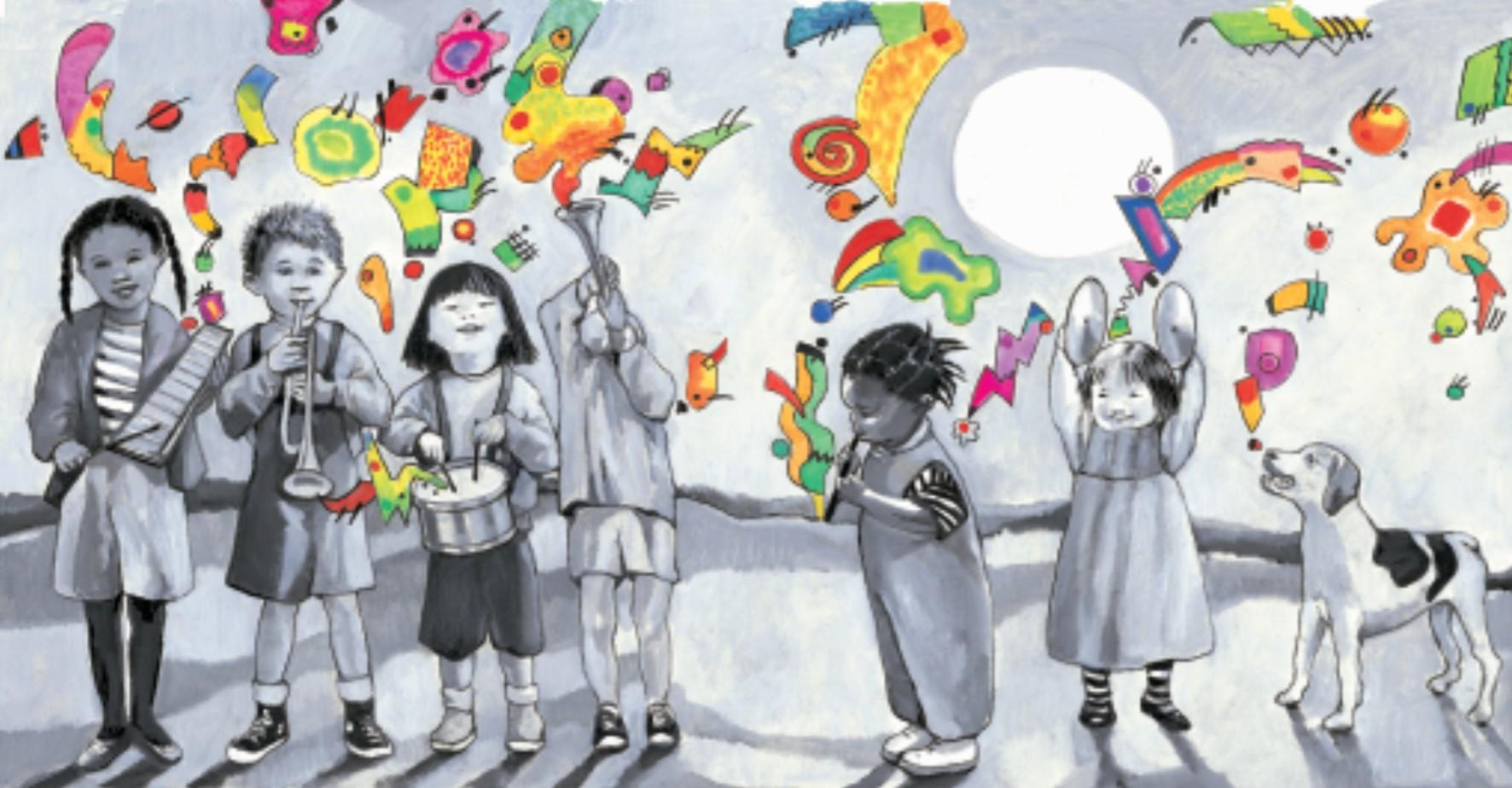صورة قوال عن عيد الطفولة