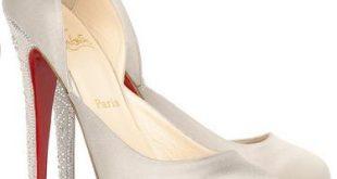 اجمل احذيه للزفاف للعروس