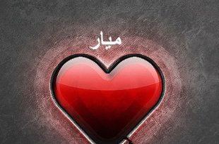 صور معنى اسم ميار في المعجم العربي