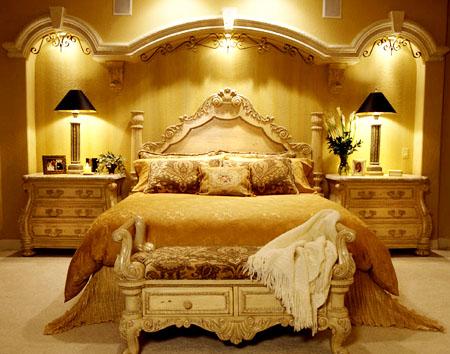 صور اجمل غرف النوم