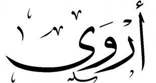 معنى اسم اروى في الاسلام