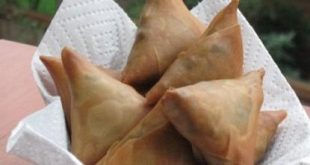 صور طريقة عجينة السمبوسك