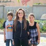 صور ريهام سعيد واولادها
