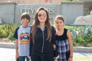 صور صور ريهام سعيد واولادها
