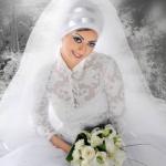 فساتين زفاف للمحجبات 2019