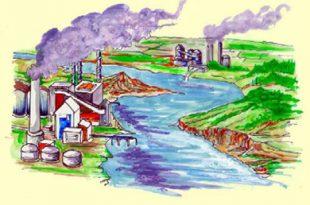 صور مصادر تلوث البيئة