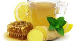 مافاءدة خلط الليمون مع زيت الزنجبيل