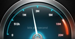صوره قياس سرعة الانترنت الحقيقة بدق تقنيات الانترنت