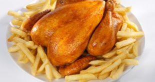 طريقة صنع الدجاج المحمر