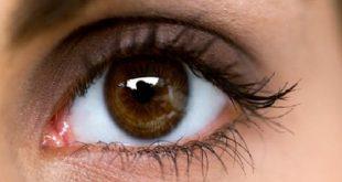 سبب غباش العين