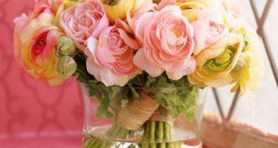 موضوع انجليزي عن الورد
