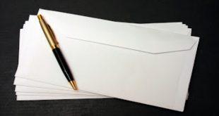 كيفية كتابة طلب رسمي