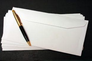 صور كيفية كتابة طلب رسمي