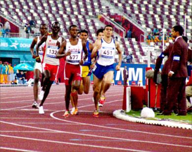 صور قوانين الجري السريع داخل الملعب