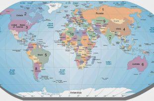 صور اكبر دولة من حيث المساحة