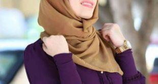 موضوع رائع عن الحجاب