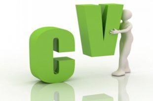 صور طريقة كتابة cv