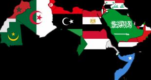 الدول العربية من حيث المساحة