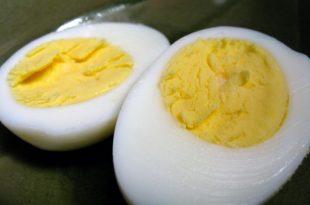 صور السعرات الحرارية في البيض